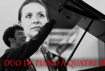 Duo de piano pour quatre mains
