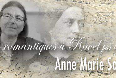 Des romantiques à Ravel…