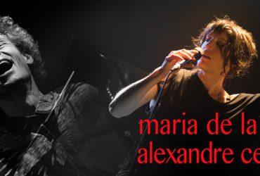 Maria de la Paz – Alexandre Cellier