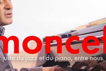 …juste du jazz et du piano, entre nous.